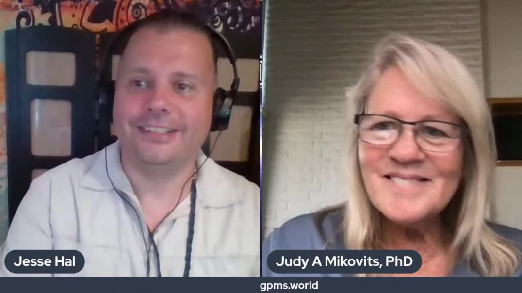 Dr. Judy Mikovits ~ The Missing Link | Jesse Hal Interview 56
