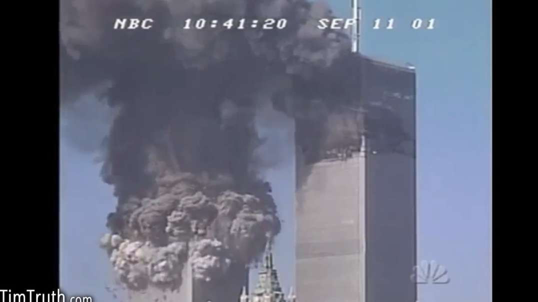 911 WTC PULVERIZED Twin Towers Blown To Dust Using Oligarchy Confirmed