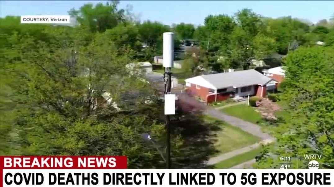 Covid deaths directly linked to 5G exposure!