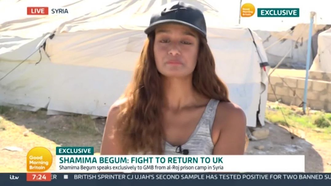 Shamima Begum wants to come back to the UK, complete with her wig and cap