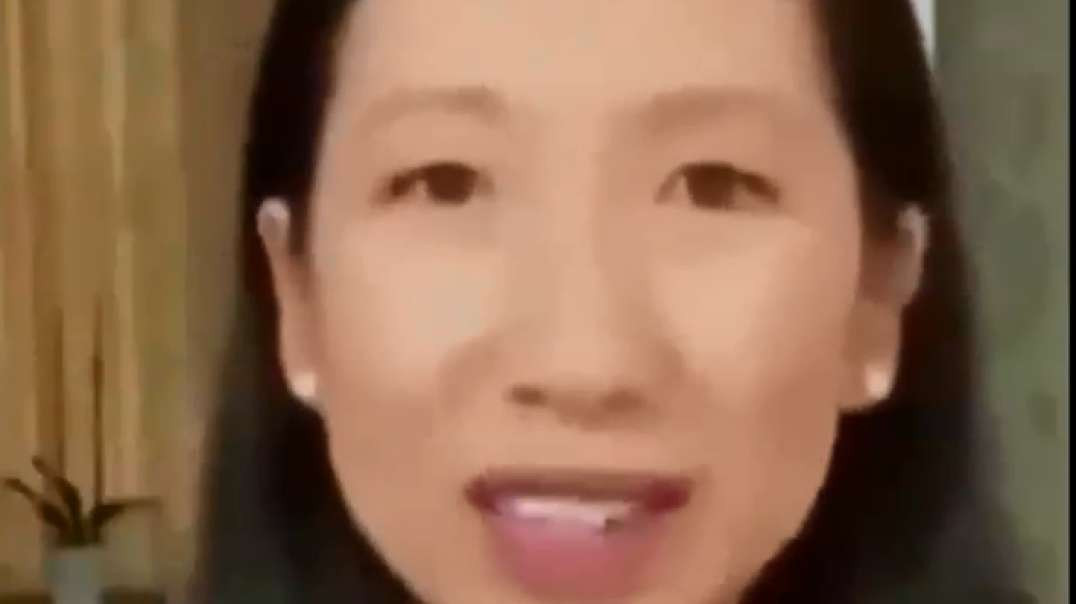 Loser CNN Dr. Leana Wen Says Covid-19 Vaccinated Can Infect Their Un-Vaccinated Family Members