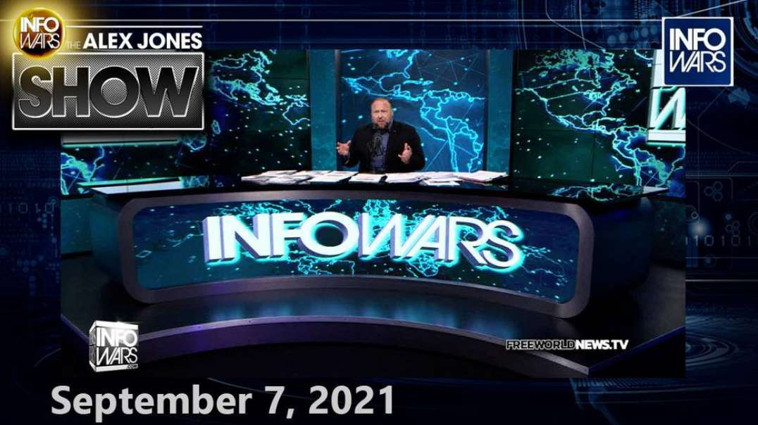 Red Alert: FOIA Docs Confirm Fauci Created Covid-19 Bioweapon...Lied to Congress - FULL SHOW 9/7/21