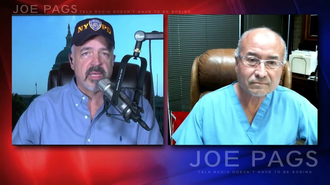 Dr. Jesse Lopez Comes on Talk Vaccines, Natural Immunity, and More
