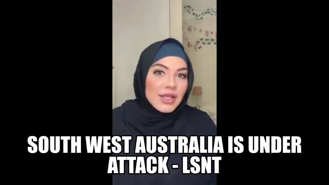 Gladys Berejerkoff Should Be Arrested SOUTH WEST AUSTRALIA UNDER ATTACK