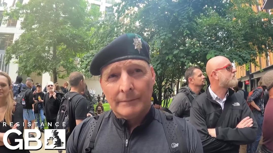 """Veteran Soldier: """"There's Something Very Dark & Sinister That's Happening in This"""