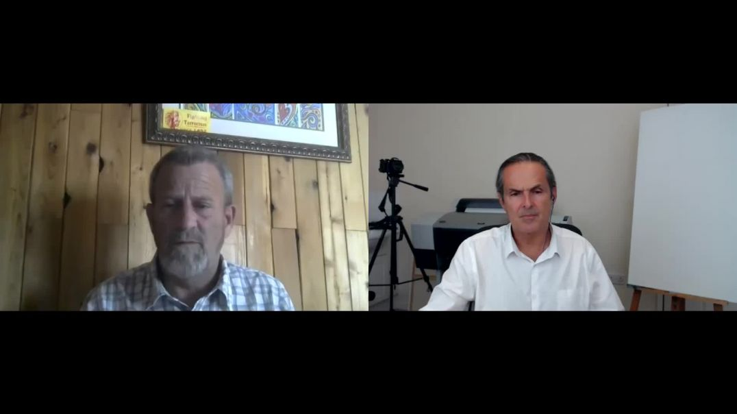 Dean Henderson Seeing and Escaping the Covid Digital Prison Interview with Jason Liosatos