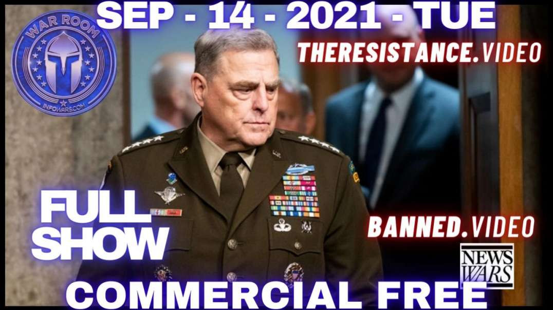 General Milley Cut Deal with China to Sabotage Trump Before 2020 Election