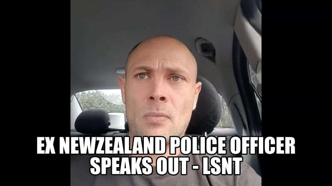 Newzealand Ex Police Officer Message To Serving Officers Speaks Out