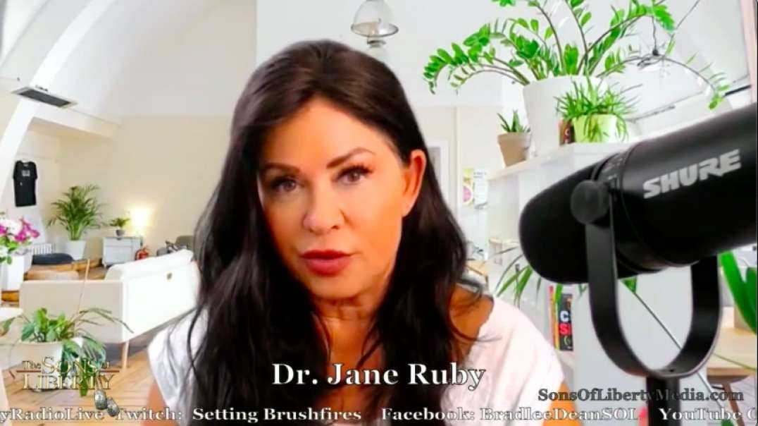 Dr. Jane Ruby | How Much More Information Do We Need Before We Stop this Genocide?