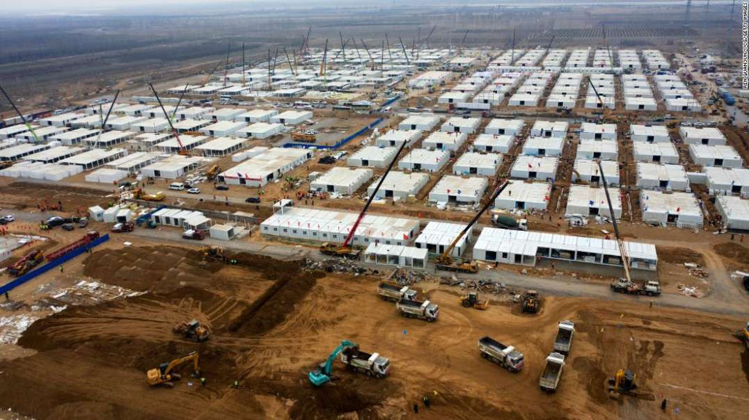 Is STUPID-19 Plandemic a Cover-Up For Something Much Bigger? Will We All End Up in Quarantine Camps?