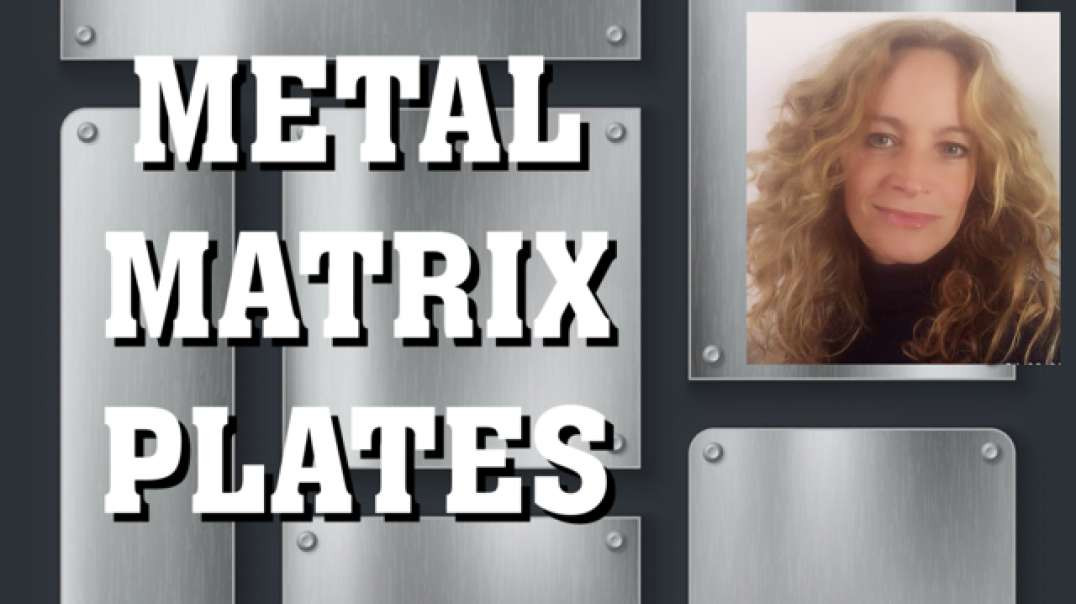 Etheric AI metal plates in your body & biofield- what are they, how do they effect us?