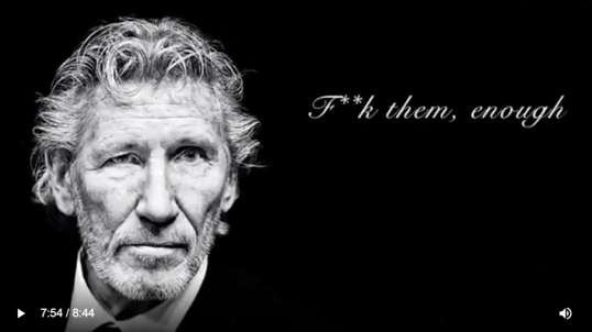 Roger Waters 'Challenge Authority'