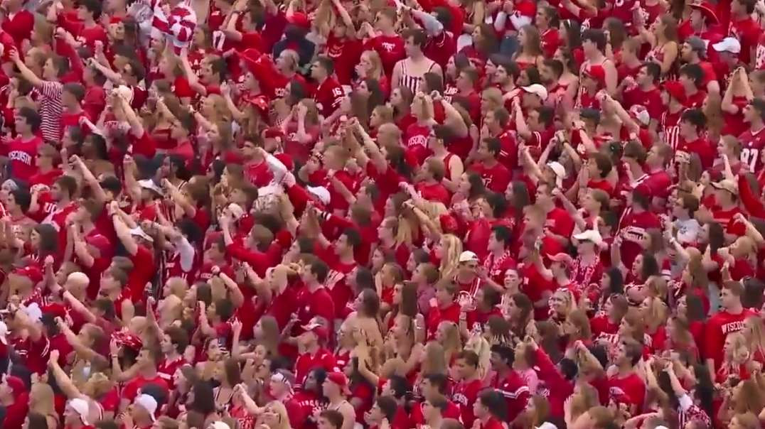 Sept 4th 2021 Nationwide College Football Games Are Back!! Festive Jubilant Crowds