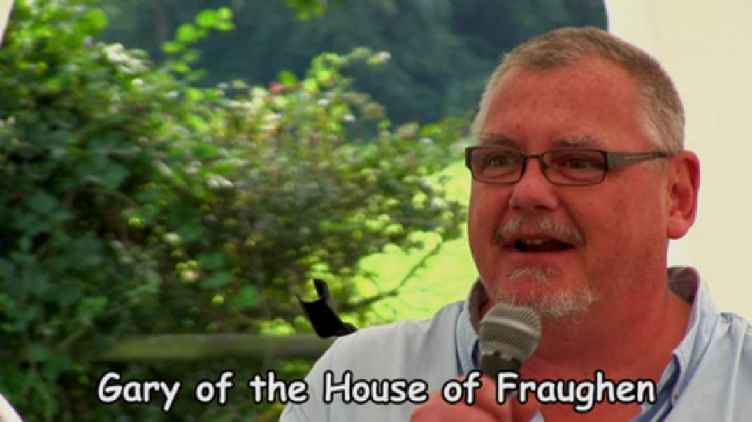 Common Law Author GARY OF THE HOUSE OF FRAUGHEN  - TheFreedomNetwork Sept 2021