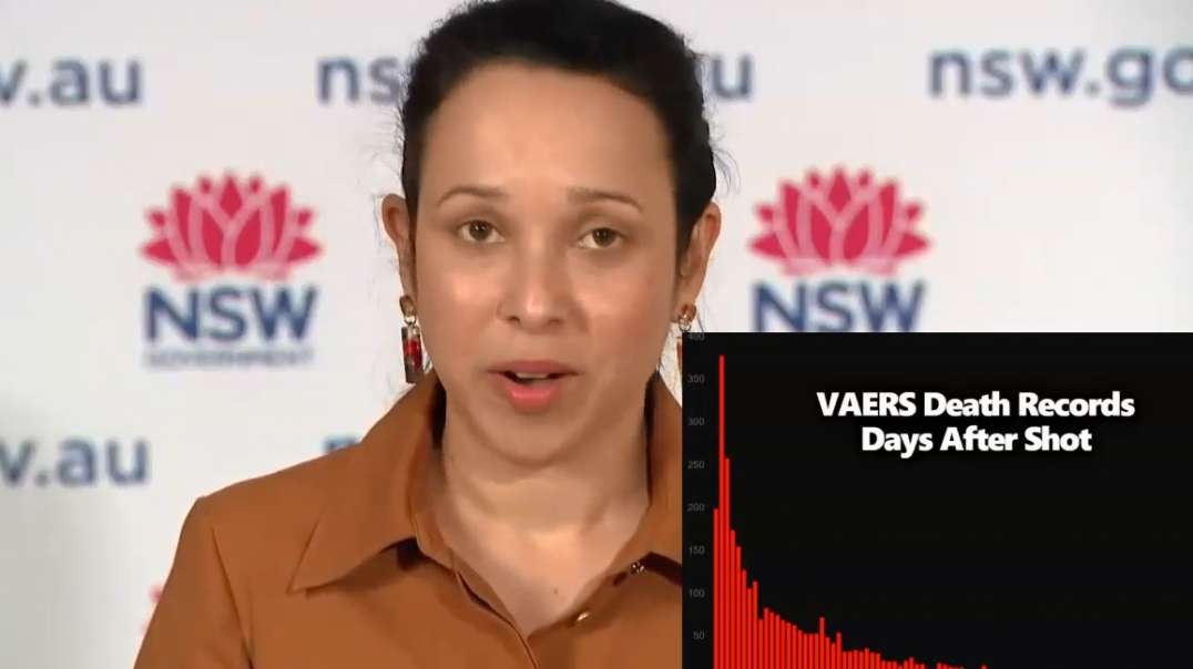 Australia Victoria & NSW Updates Just Admitted Many Covid-19 Vaccinated Deaths And Hospitalizati