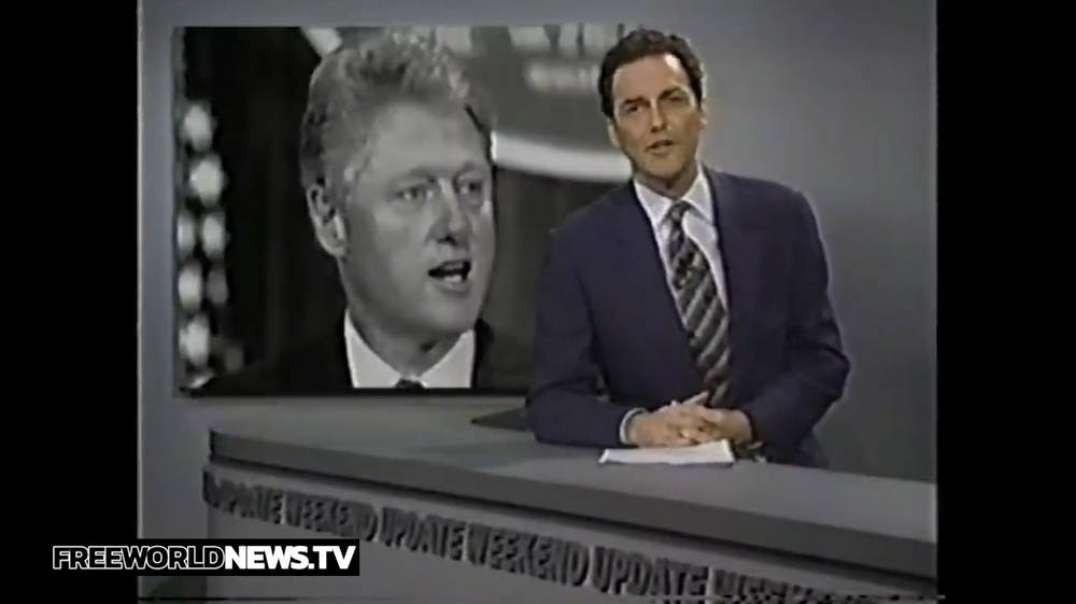 Watch Norm McDonald Bash The Clintons For 20 Minutes On TV: RIP Norm