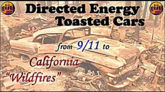 911 Directed Energy Toasted Cars