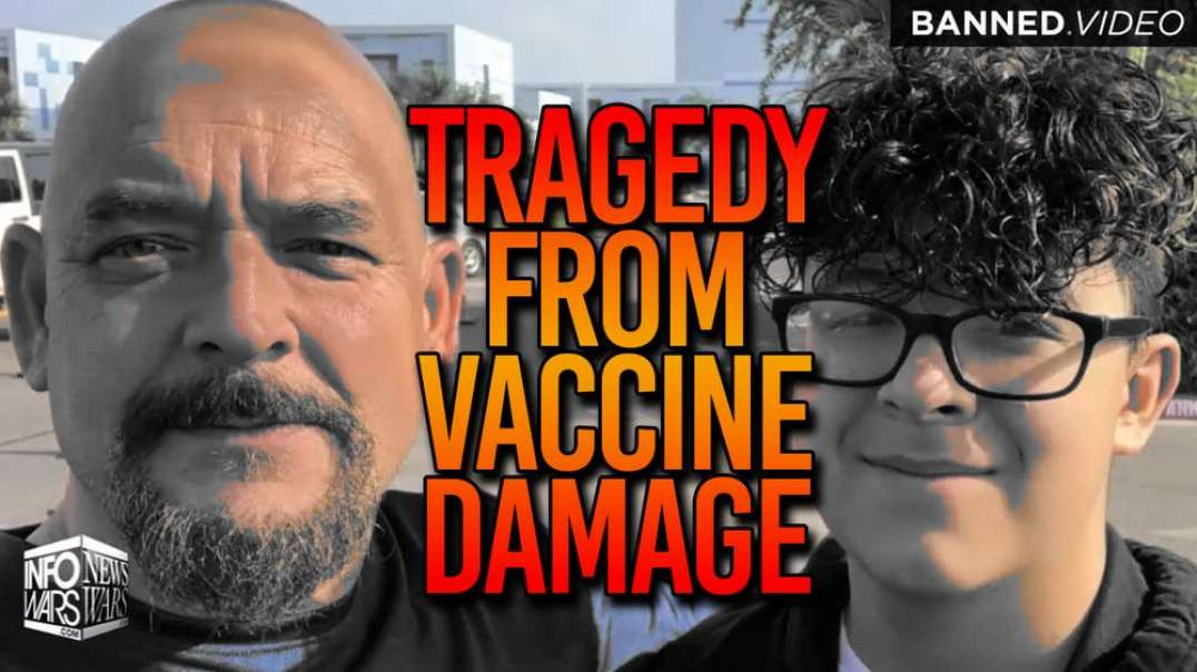 FACEBOOK CENSORS FATHER WHO LOST SON TO MODERNA INJECTION!!!