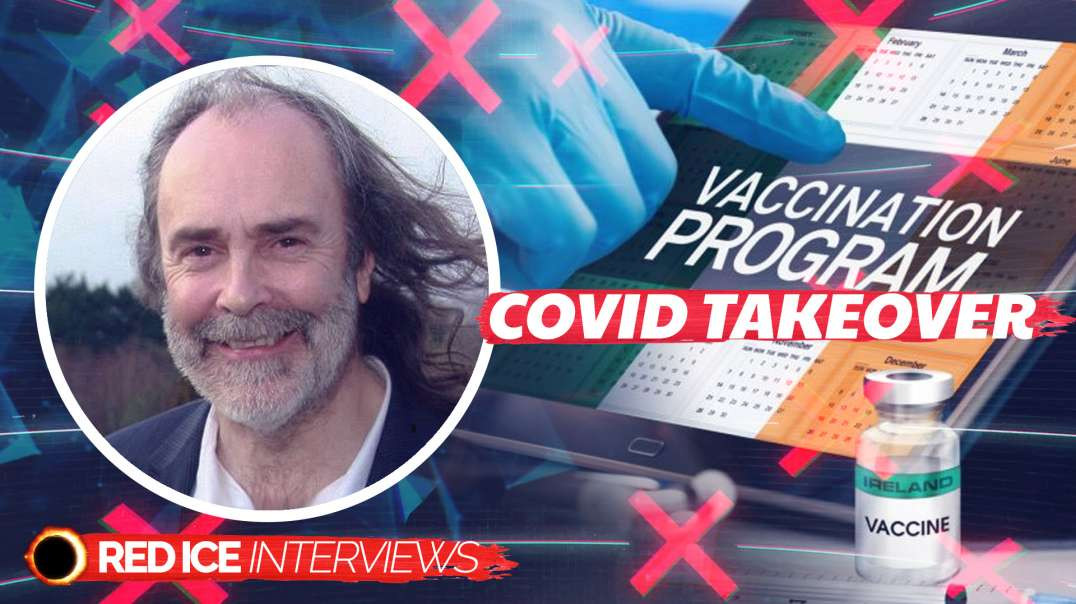 Covid Takeover - John Waters