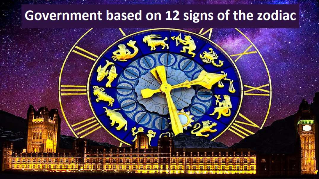 A government based on 12 signs of the zodiac.