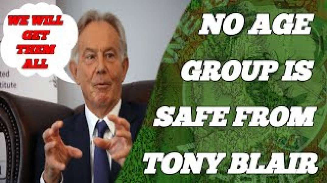 Tony Blair Is Back Calling For Medical Treatments From Nursery Up