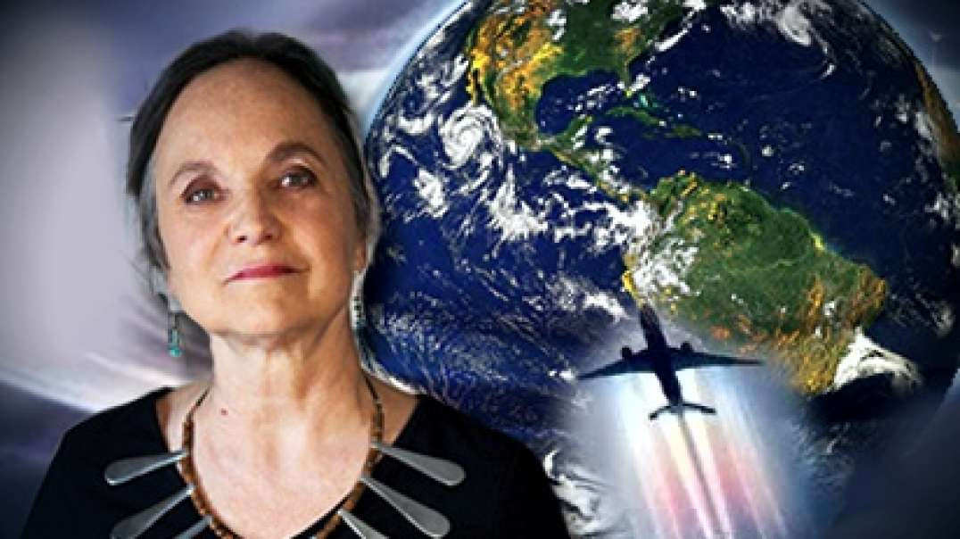 Special Guest Elana Freeland:  MK Ultra, Chemtrails And Transhumanism 09-16-2021