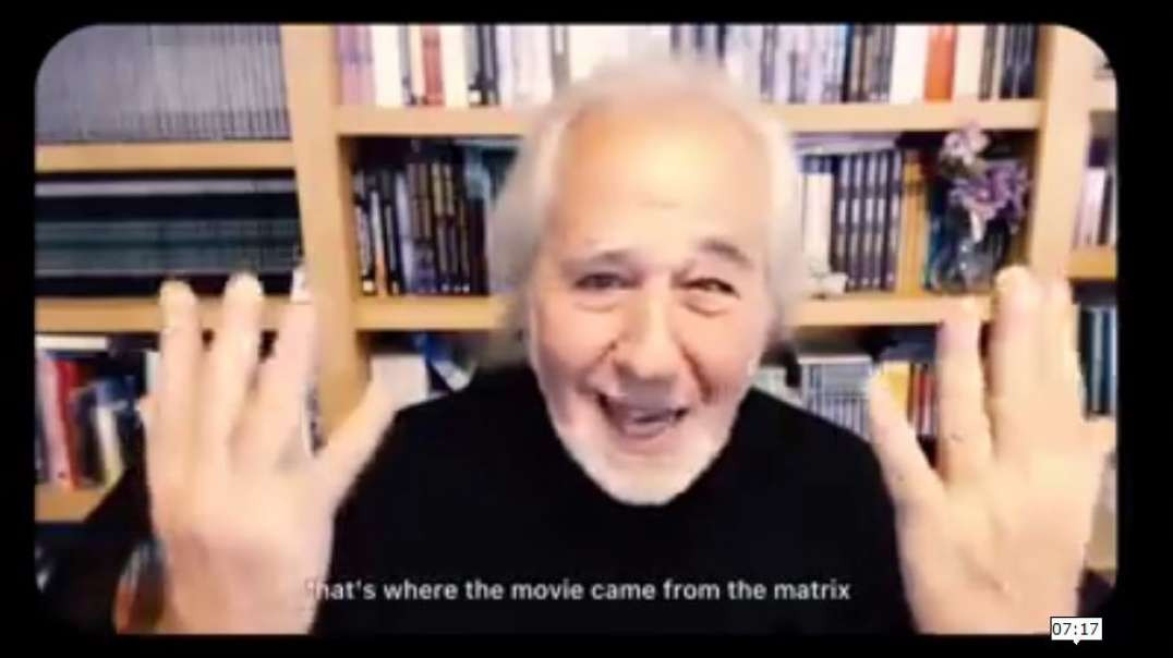 Dr Bruce Lipton: We're Programmed By Age 7