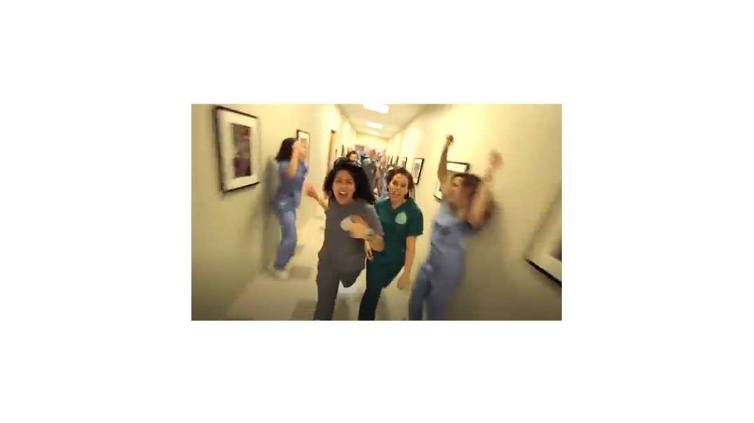 Forget about treating patients - its all about making a good music video now
