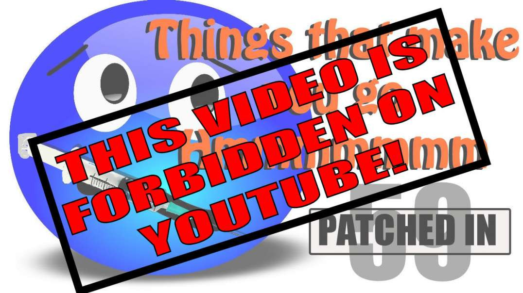 2014 Anthony Patch Interview that's BANNED on Youtube