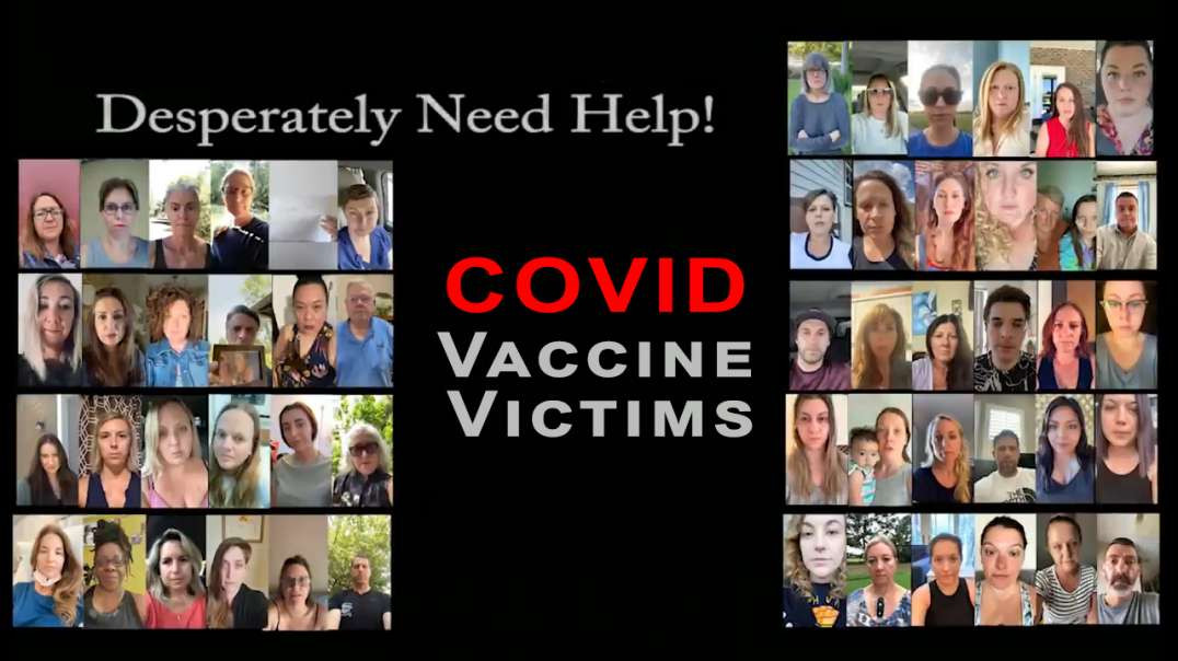 Covid Vaccine Injuries - Victims plead to be heard - Please Help!