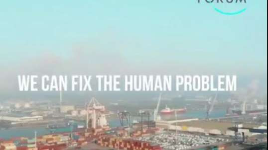 WEF: Fixing The 'Human Problem'