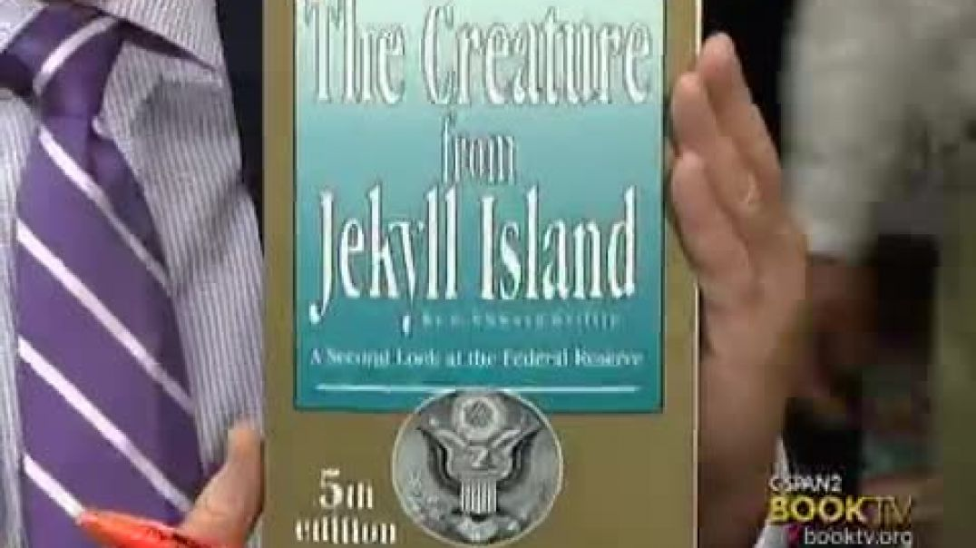 CONTROLLING ALL THE BANKS EASY HOW IT WAS DONE - CREATURE FROM JEKYLL ISLAND EXPOSED