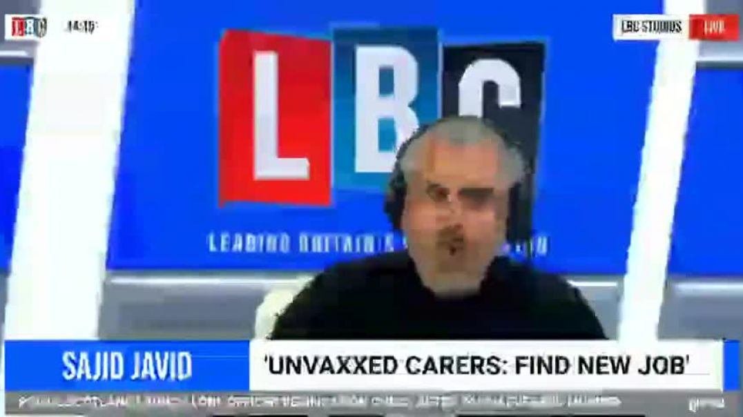 Controlled Opp Or Not LBC In UK Said Some Interesting Things Here
