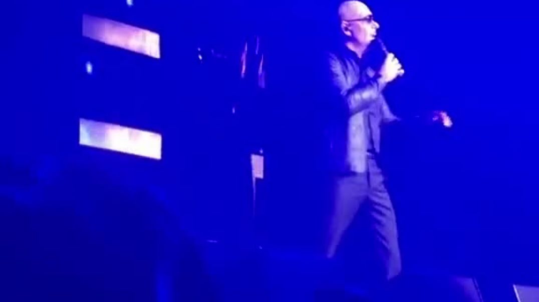 Pitbull has a message for anyone who doesn't like the United States of America