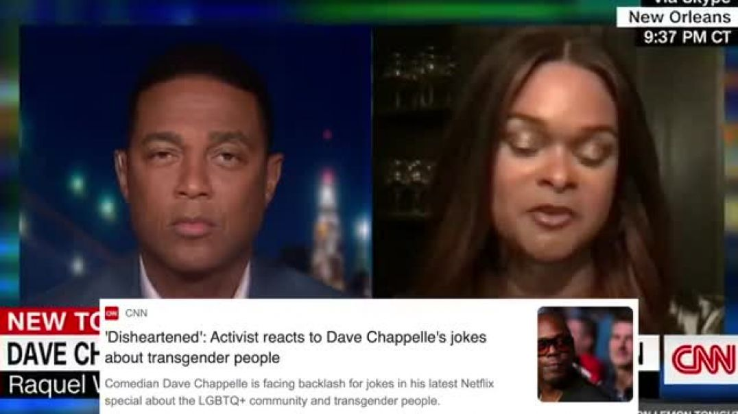 Why Dave Chappelle is CANCELLED!