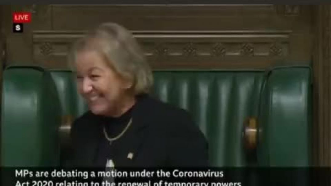 MP'S EXTEND CORONA POWERS  WHILE LAUGHING IN YOUR FACE