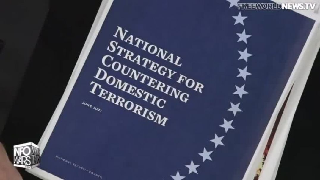 Concerned Americans are the New Terrorist Threat to the Great Reset
