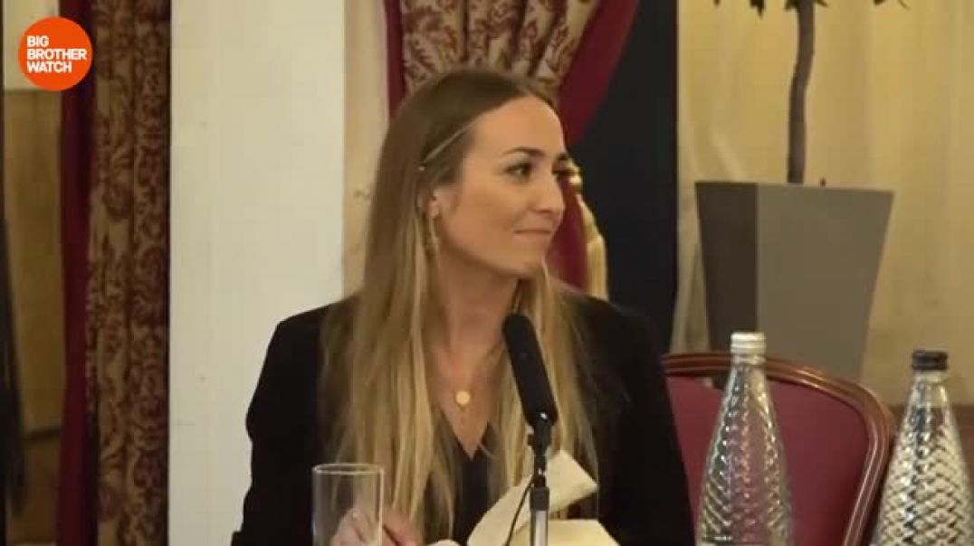 'I 'm not going to comply.' -Silkie Carlo U.K speech on Covid passes Sept 2021