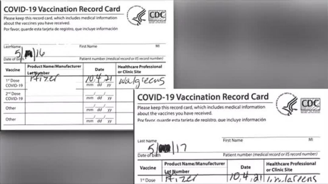 CHILD Accidently Given Covid Shot Instead of FLU VACCINE? 4 & 5 YEARS OLD
