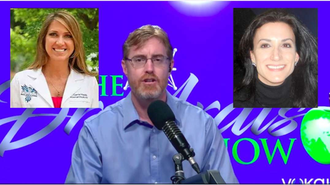 Dr. Ardis and Dr. Carrie Madej learn from Karen Kingston, what's REALLY in the C19 vaccines!