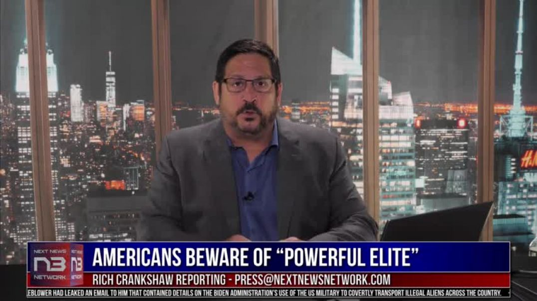 Tulsi Gabbard - Americans Beware Of Powerful Elite That Want To Silence And Control Us