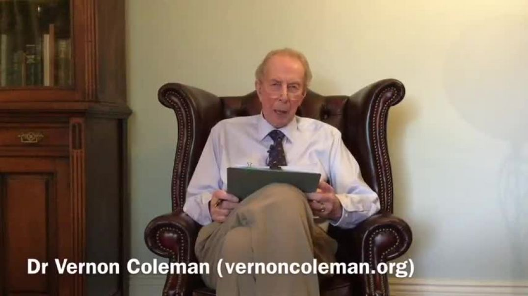 Covid-19 Jab: They Knew Children Would Die. Dr Vernon Coleman