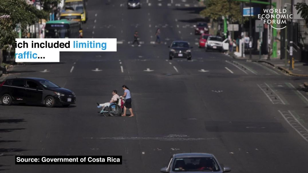 WEF Painting a picture: Costa Rica is successfully fighting the coronavirus [with Ivermectin]