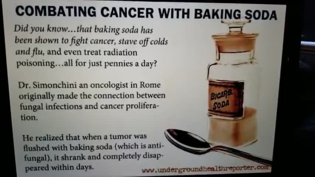 """SOME MORE """"C"""" WORD (CANCER) TRUTH..."""
