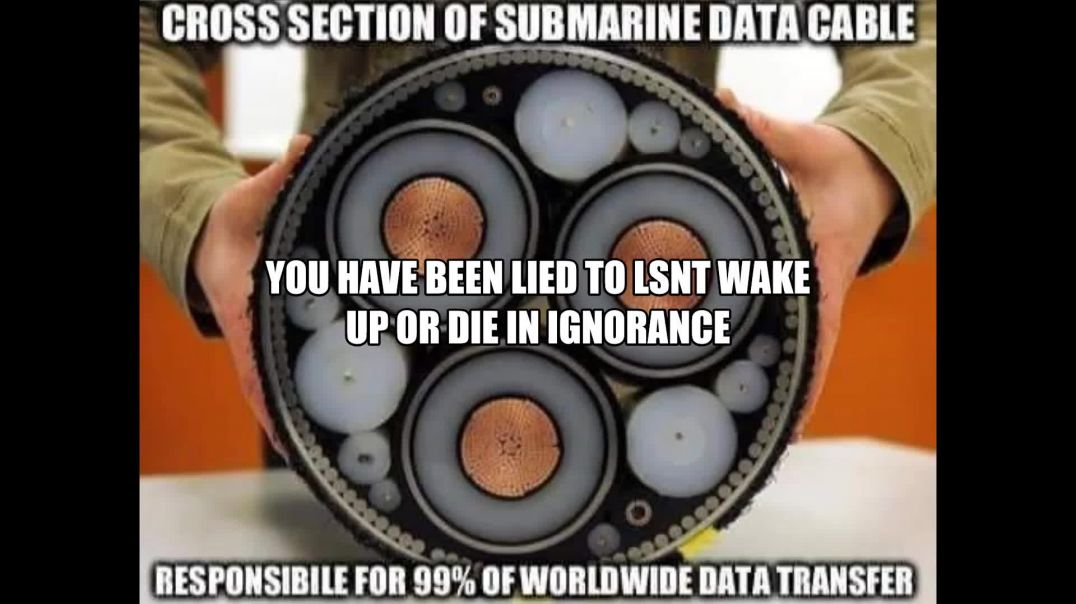99% OF THE WORLDWIDE DATA TRANSFER YOU HAVE BEEN LIED TO!
