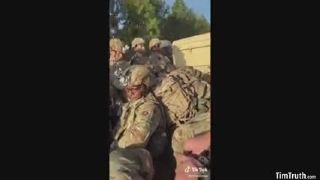 US MILITARY SOLDIERS DEFY & RESIST TYRANNICAL VACCINE COERCION, FACE DISHONORABLE DISCHARGE