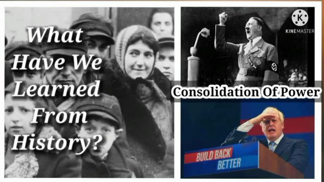 Consolidation Of Power What Have We Learned From History