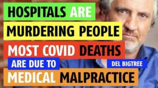 Hospitals Murdering Hundreds of Thousands TIME TO ACT!