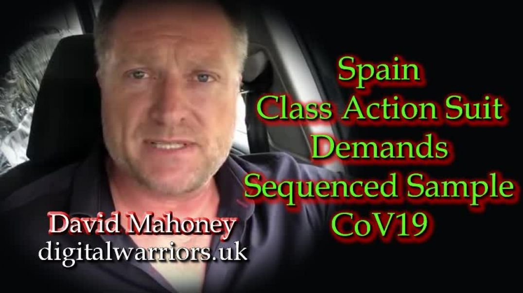 Spains Health Authorities Admit SARS CoV-2 does not exist 9th country more to follow