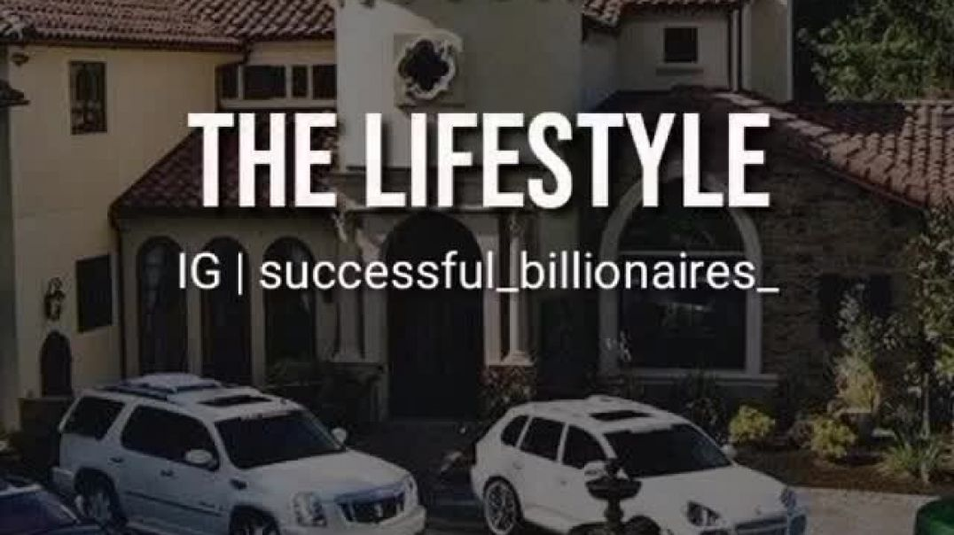 successful life style pays off.